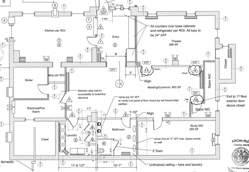 permit layout
